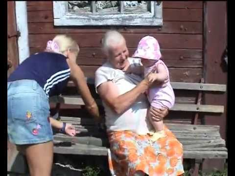 У бабушки дома, 2004 год (Малафеев)