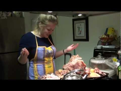 "How to Pronounce ""I have got to"" + Thanksgiving 2011! —  American English"