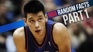 10 NBA Random Facts #1