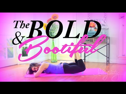The Bold & the Bootiful Workout!
