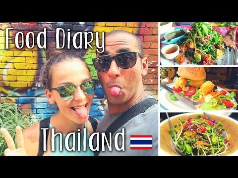 VEGAN FOOD DIARY | Pai, Thailand |  Unsere Ernährung in einer Woche auf Reisen
