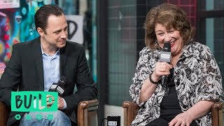 """Giovanni Ribisi And Margo Martindale Love """"Sneaky Pete"""""""