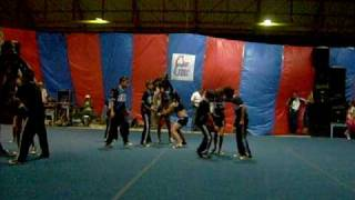FOX CUCUTA ALL STARS JUNIOR Lv3 cheer open guatoc 2008 (cheerleaders 2008)