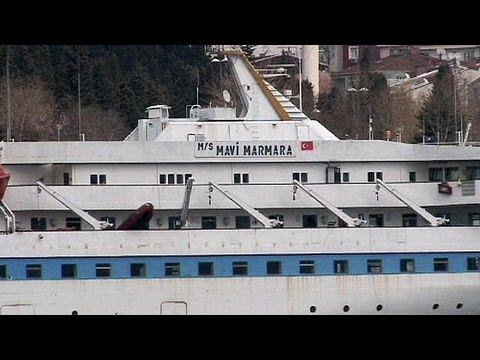 Tough talks as Turkey and Israel meet over fatal flotilla attack