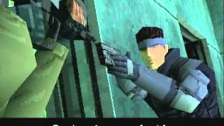 Metal Gear Solid - PS1 - Découverte # 1