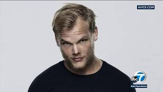 Avicii, electronic dance music DJ, found dead at 28 I ABC7