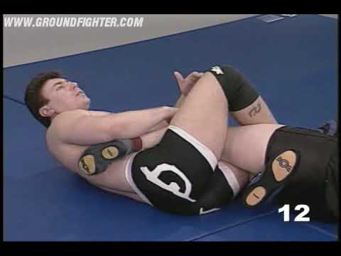 Tony Cecchine Catch Wrestling, Lost Art of Hooking - Leg Break Roll Image 1