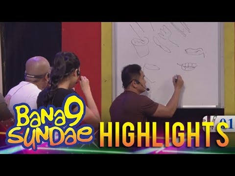Banana Sundae: Team Banana vs. Team Sundae on Draw It Up!