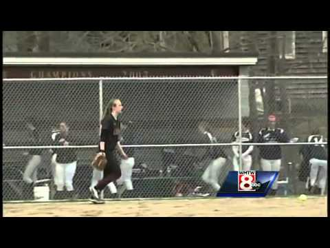 High School Softball: Cape Elizabeth beats Fryeburg Academy