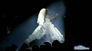 Beyonce - Ave Maria Angel Live  I Am Sasha Fierce Tour 2009  1920 1080 HD