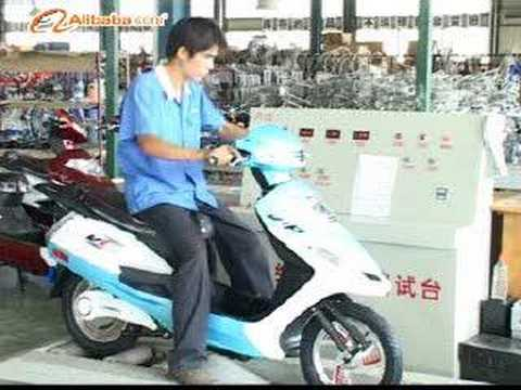 Scooter Battery on China To Buy 60 Million Electric Bikes And Scooters In 2018
