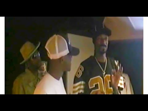 Snoop Dogg, Da Brat, Kurupt, Bishop Magic Don Juan @ LT. Huttons Studio in L.A. (Throwback)