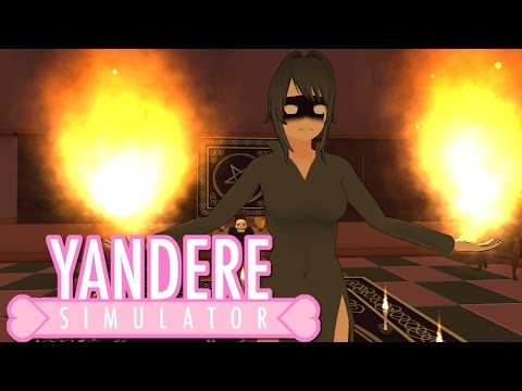 I GOT THE POWER (Flame Demon Ritual) | Yandere Simulator