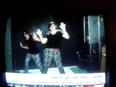 BBC Arabic report of K-pop festival 2014 in Cairo,Egypt (part 1)