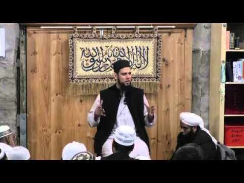 Lecture from 2016 by Mufti Aasim Rashid