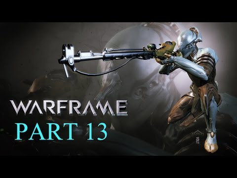 [PS4] WARFRAME - VOLT GAMEPLAY INTRO - WALKTHROUGH LET'S PLAY! - PART 13