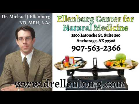 The Dr. Ellenburg Show - Gluten, Vitamin D and Depression, Dementia and Anemia