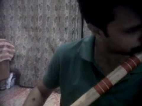 Mere Sapno Ki Rani Kab Aayegi tu- Aaradhna- Karaoke- Bamboo...