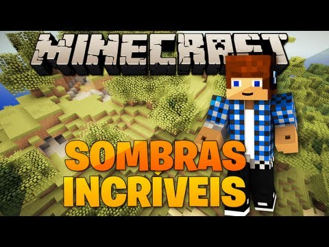 Minecraft Mods 1.5.1 / GLSL Shaders (Mod da Sombras)