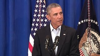 President Obama Delivers a Statement on the Murder of James Foley