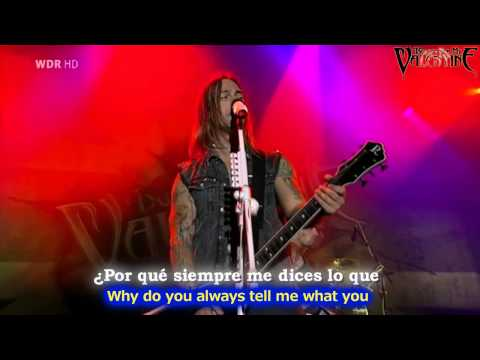 Bullet For My Valentine - All These Things I Hate [lyrics Y Subtitulos En Español] video