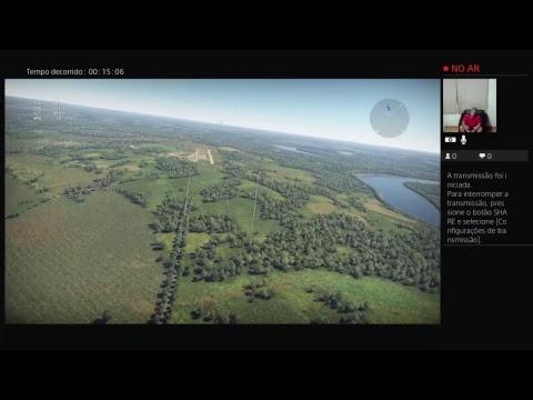 Transmissão ao vivo do PS4 de ivanildopaian152