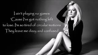 Avril Lavigne Tell Me It 39 S Over