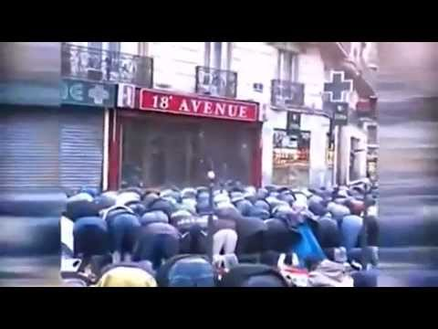 'Islamization' of Paris, France - a Warning to the West / l'Islamisation de Paris