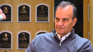 Joe Torre Full Interview - 2014 Baseball Hall of Fame Inductees