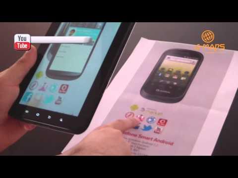 Interactive & Augmented Smartphone Brochure