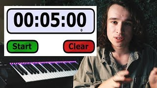 Why my BEST SONG took only 5 MINUTES TO MAKE