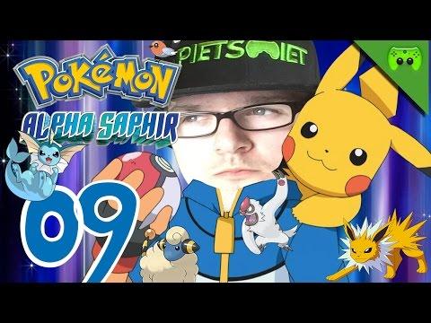 POKEMON # 9 - Mein krasser Tag heute «»  Let's Play Pokemon Alpha Saphir | HD