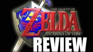 The Legend of Zelda: Ocarina of Time - Game Review by Chris Stuckmann