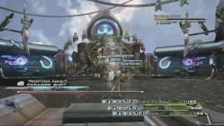 Final Fantasy XIII_ Chapter Nine Boss Fight - Barthandelus