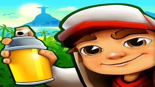 Subway Surfers Rio Android Gameplay #7