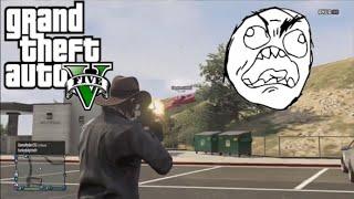 GTA 5 Trolling - Little Kids Raging Hard!