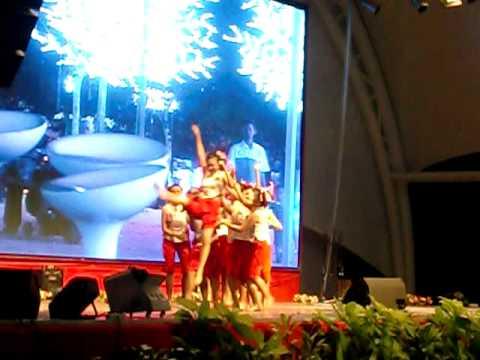 New Year Countdown2011@ i-City, Shah Alam(Chinese Dance)