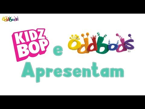 DANCE O KIDZ BOP COM ODDBODS BRASIL!