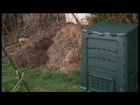 Komposztálás a kertben: hulladékból érték