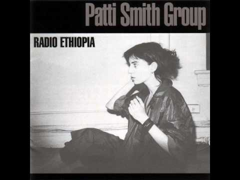 Patti Smith - Gone pie