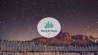 | Gangster | Ya Ali Remix | DJ Shadow Dubai | 3D Smoothing Sound (Use HeadPhone) By World Of Music