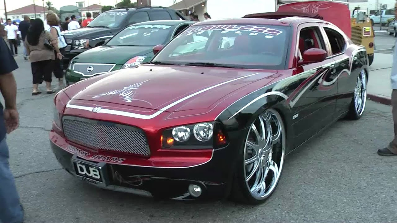 Super Pimped Up Dodge Charger 00056 Youtube