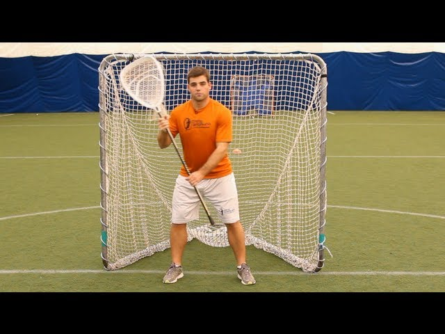 How to Play Goalie | Lacrosse