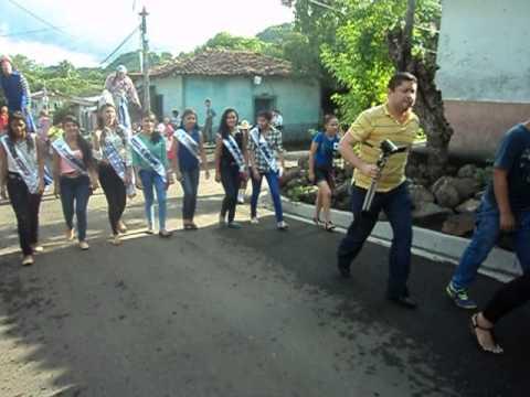 Desfile de Correo / Bolívar, La Unión / El Salvador / Arte y Talento / 2014 (10)