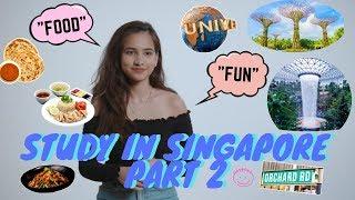 SIM Originals - Regional Series: Studying in Singapore (Part 2)