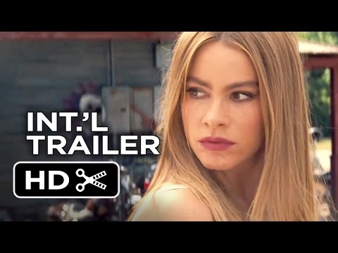 Hot Pursuit Official International Trailer #1 (2015) – Sofia Vergara, Reese Witherspoon Movie HD