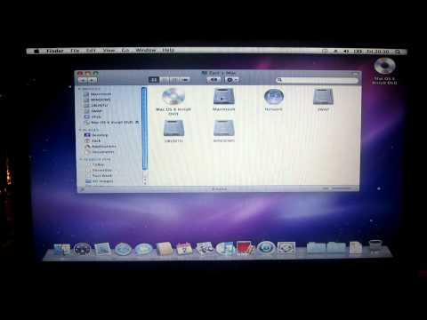 0 [Project WinuX] Install Mac OS X, Windows + Linux On A PC Properly In A Triple Boot System