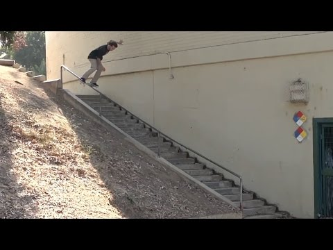 Video Vortex: TJ Rogers | TransWorld SKATEboarding