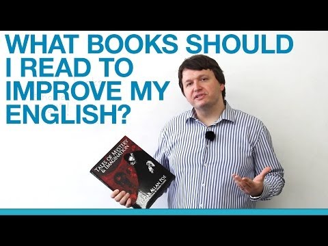 What books should I read to improve my English