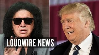 KISS Turn Down Donald Trump Inauguration Offer